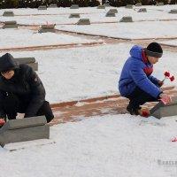Дань памяти неизвестным солдатам, погибшим в Чечне :: Екатерина Василькова