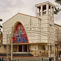 Католическая церковь. Франция :: Елена Мартынова