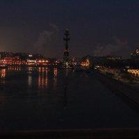 вечерняя москва :: Илья