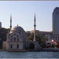 Стамбул. Катаясь по Босфору :: Михаил Розенберг
