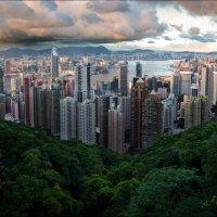 Гонконг :: Георгий Ланчевский