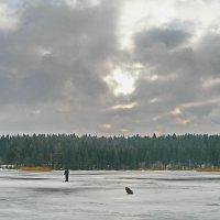 По первому льду :: val-isaew2010 Валерий Исаев