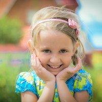 Счастливое детство :: Анастасия Полякова