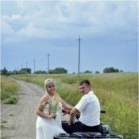 Наш свадебный автомобиль :: Дмитрий Конев