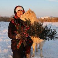 Таня и Маня :: Светлана Воинкова