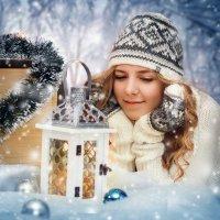 Рождественская сказка- 3. :: Elena Klimova