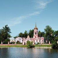 Церковь :: Анатолий Цыганок