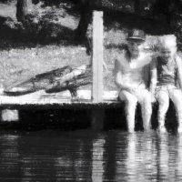 двое к лодке, не считая коня)) :: sv.kaschuk