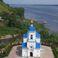 Казанская церковь при мужском монастыре :: Ирина ***