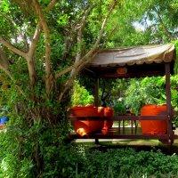 Чайный домик на пляже :: Маргарита