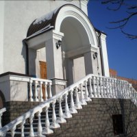 Лестница Храма :: Татьяна Пальчикова