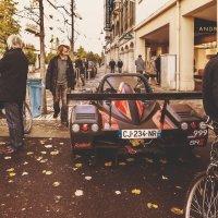 На улицах Парижа... :: Александр Вивчарик