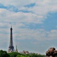 ах, Париж!!! :: Александр Корчемный