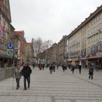 Улицы Мюнхена :: Мила