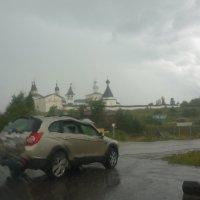 В Ферапонтове дождь :: Svetlana27