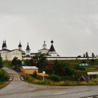 Торжество Ферапонтова монастыря :: Svetlana27
