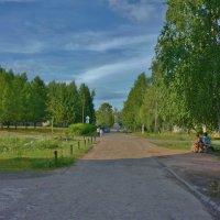 Дорога к храму :: Светлана Лысенко