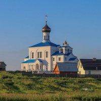 Свято-Троицкая церковь в Мяделе (Беларусь) :: Юрий Мартинович