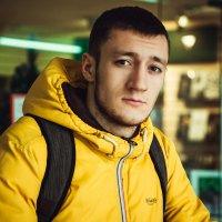 автопортрет :: Александр Стихин