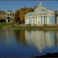 Царскосельский пейзаж. :: Владимир Иванов