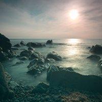 Шелковая вода :: Mikhail Latukhin
