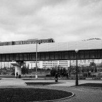 Бутово. Наземное метро :: Константин Фролов