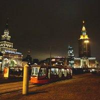 ''Трамвай'' :: Александр Комов