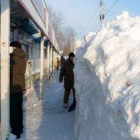 Призрак Комсомольских тунелей. :: Поток