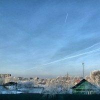 Зимнее утро :: Ирина ))