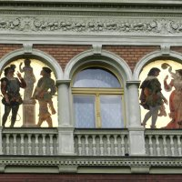 Пражские окна :: Наталья Левина