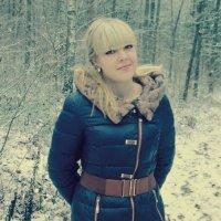 Зима :: Елена Протас