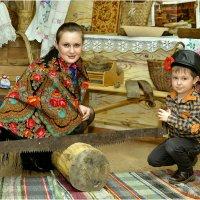 Заготовка дров на зиму :: Дмитрий Конев