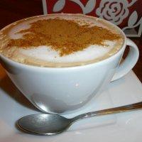 Ещё раз о кофе... :: Алёна Савина