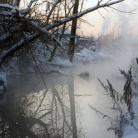 Зима :: Евгений Казыханов