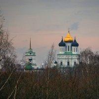 А из нашего окна... :: Виктор Грузнов