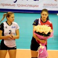 От правительства Омской области-букет команде :: Savayr