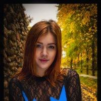 Осенний портрет :: Александр Горбунов