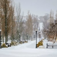 Снег идёт :: Константин Бобинский