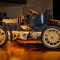 Mercedes 1900 - 1909 :: Georg Förderer