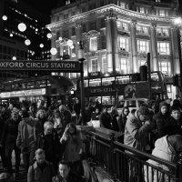 Рождественский Лондон :: OLGA