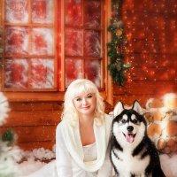 Ириша и Ульрикки :: Elena Tretyakova