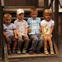 Дети. :: сергей лебедев