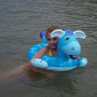 купаюсь :: Настя Воронина