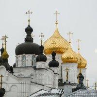 Золотые купола :: Андрей Иванов