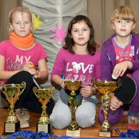 Мои чемпионки! :) :: Kliwo