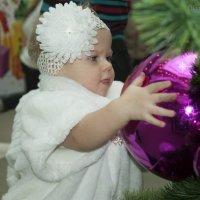 Маленькая Незнакомка :: Ольга Гайченя