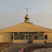 Церковь Димитрия Донского. :: Александр Качалин