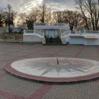 Утром на Приморском :: Игорь Кузьмин