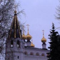 Купола :: Татьяна Ломтева