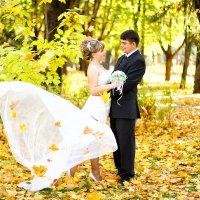 золотая осень :: Юлия Лопатченко